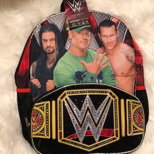 New with tags WWE backpack